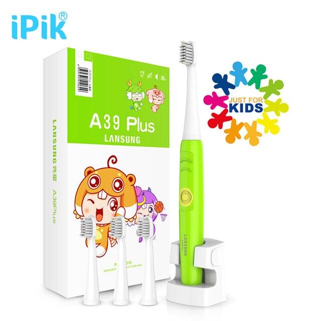 Kids Electric Toothbrush Kids Tooth Brush Sonic Child Electric Toothbrush Rechargeable Children Toothbrush No Rotary Teeth Brush