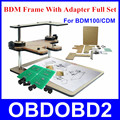 Factory Price Full Set BDM Frame With Full Adapters For BDM100/CMD/FGTECH V54 BDM Frame Full Sets ECU Proframmer Free Shipping