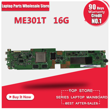 ME301T tablet motherboard For Asus ME301T 16GB SSD Solid State Drive Entertainment Mainboard Work Well and free shipping