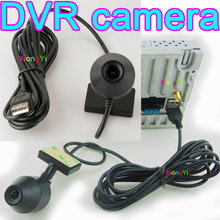 USB DVR Cámara para Android Coche DVD Video Audio Estéreo Reproductor de Música con USB 2.0 PLUG