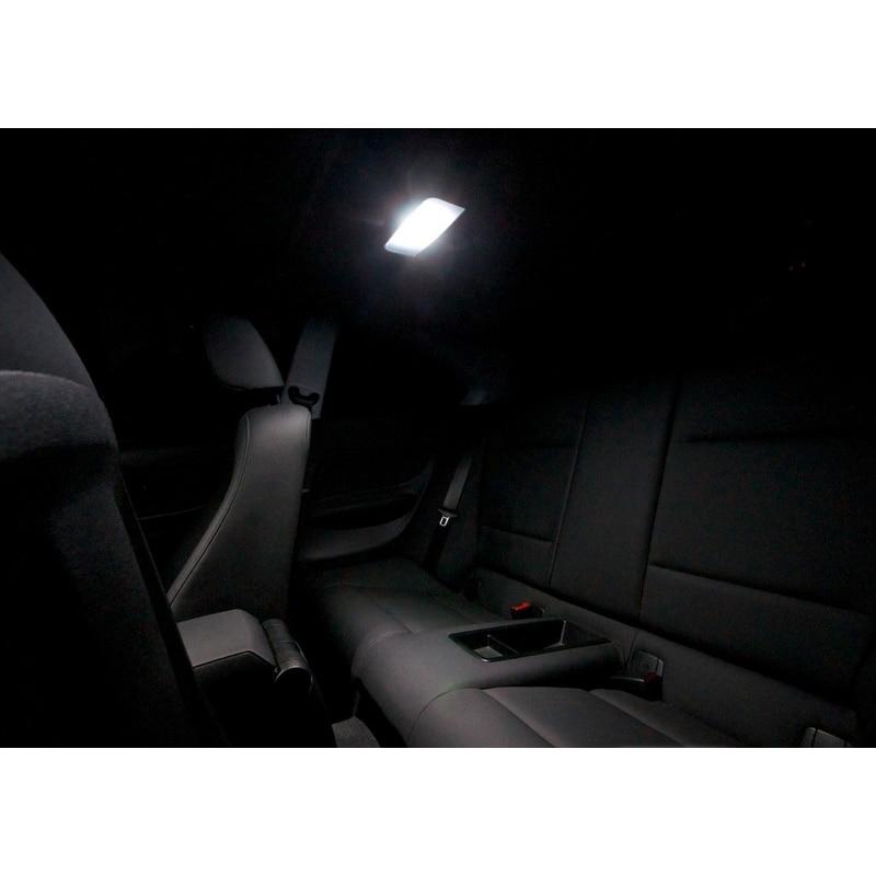 XIEYOU 7πλ. LED Canbus Εσωτερικό Φωτιστικό Kit - Φώτα αυτοκινήτων - Φωτογραφία 4