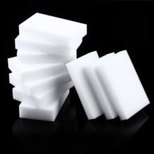 Запчасти для пароочистителя 10 шт. волшебная губка Ластик для чистки многофункциональная пена очиститель белый кухня ванная комната дом
