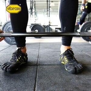 Image 5 - Vibram Fivefingers V TRAIN Scarpe Da uomo di sollevamento pesi Fitness Squat Formazione Corsa E Jogging sport Five fingers Cinque calzini della punta di Scarpe Da Ginnastica in palestra