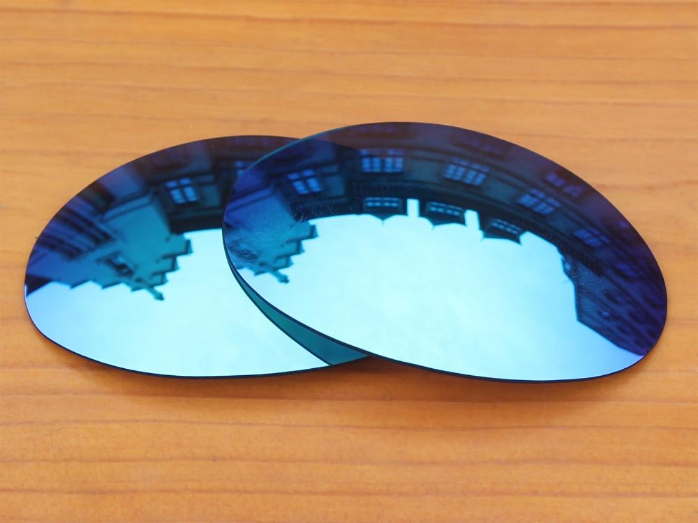 Gelo Azul Espelho Polarizado Lentes de Substituição Para O Romeo 1 Óculos  De Sol Quadro 100% UVA   Uvb em Acessórios de Acessórios de vestuário no ... bebef37c8f