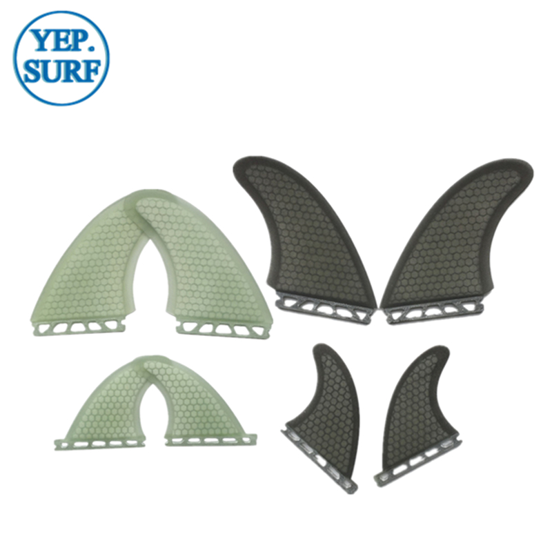 New Design Surfboard Future Fins TWIN FIN GX Future Fin Set Sell Surf White Color in Surfing from Sports Entertainment