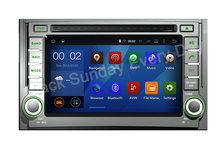 GIFTS NEW Updated Android 5.1 Car DVD PLAYER GPS for Hyundai H1 Grand Starex Supports Mirror Link with Phone 4core HD Screen DVD