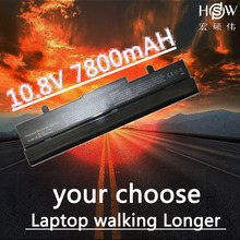 HSW 7800mAh battery for Asus Eee PC 1001px 1001p 1001 1005 1005PEG 1005PR 1005PX AL31-1005 AL32-1005 ML32-1005 PL32-1005 new lcd video cable for asus eee pc epc 1001 1001pq 1005ha 1015pe 1001px 1015 1015pe 1001px p n 14g2235ha10g