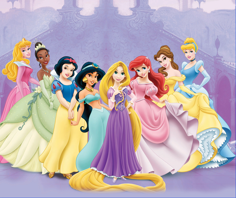 Картинки из диснея принцессы, поздравления настоящему