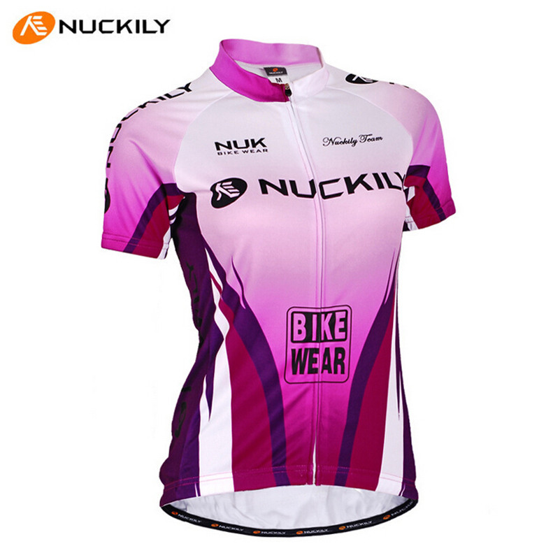 e235da6d0da NUCKILY 2017 Women Slim Fit Road MTB Bike Jerseys Sets Cool Breathable Design  Bicycle Clothing Pro Bike Cycling Jerseys Suit