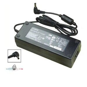 19V 6.32A 7.7A 120W 150W cargador para Asus FX505DT-ED73 FX505DU-MD53 N46VZ PA-1121-28 GL752VW GL752VWM de cargador/adaptador de CA