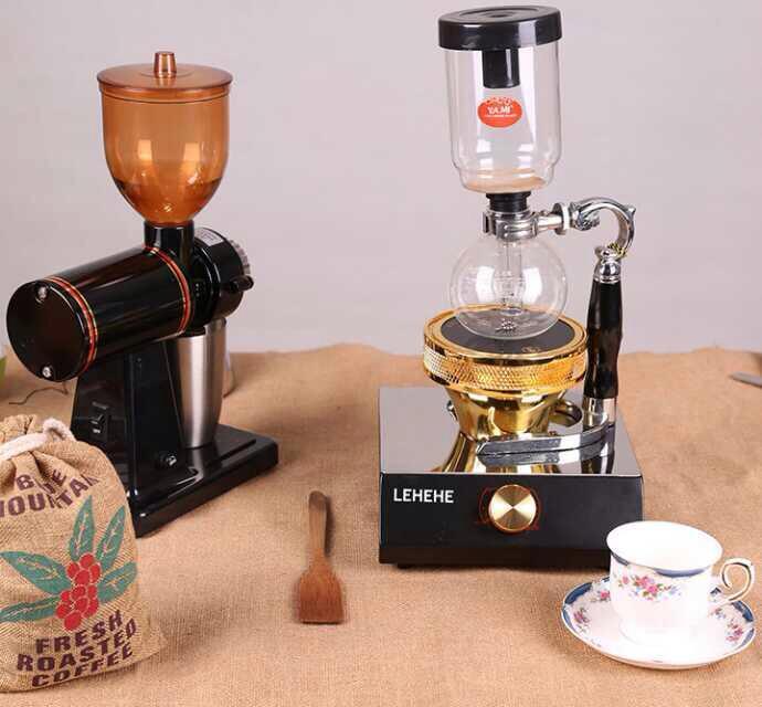 Syphon кофеварка нагреватель/Кофеварка syphon галогенный балочный нагреватель, кофе нагреваемая печь нагревательное устройство инфракрасная га... - 6