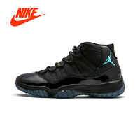 Original New Arrival Authentic NIKE Air Jordan 11 Retro Gamma Mens Basketball Shoes Sneakers AJ11 Sport Outdoor Good Quality
