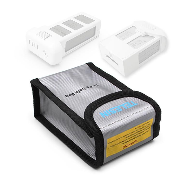 SunnyLife DJI Phantom 3 4 4 К Drone Батарея lipo Безопасный Сумка 2 s 3 S 4S Батарея противопожарные Защитный чехол волокно чехол Защита сумка