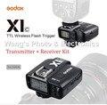 Godox X1C E-TTL II Беспроводная Вспышка Триггера Kit для Canon EOS Цифровая Камера