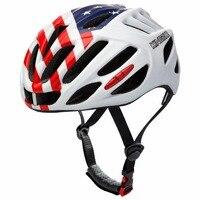 Batfox Bicycle Helmets Matte Black Men Women Bike Helmet Mountain Road Bike Integrally Molded Cycling Helmets
