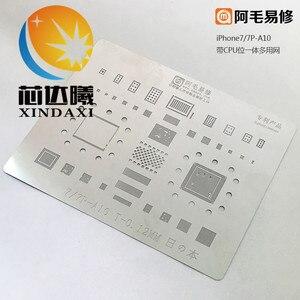 Image 5 - Xindaxi 1 قطعة/الوحدة عالية الجودة اللوحة reballing القصدير لوحة ل MT6735V MT6737V MT6753V i7 6SP I7P 6 ثانية 6 6 وعاء