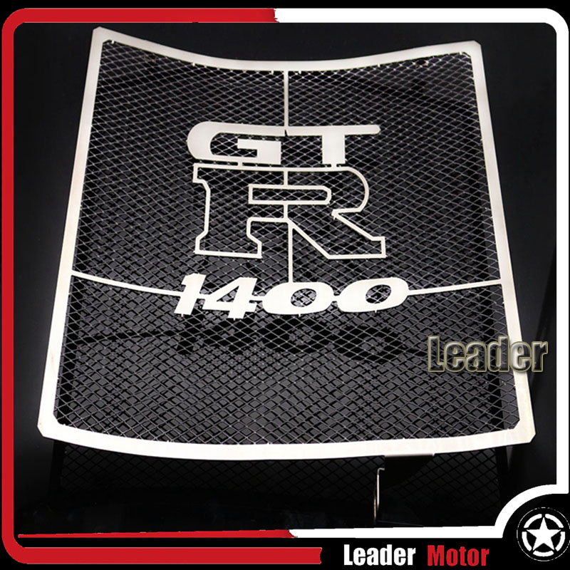 For Kawasaki GTR1400 GTR 1400 2007-2014 Motorcycle Accessories Radiator Grille Guard Cover Protector