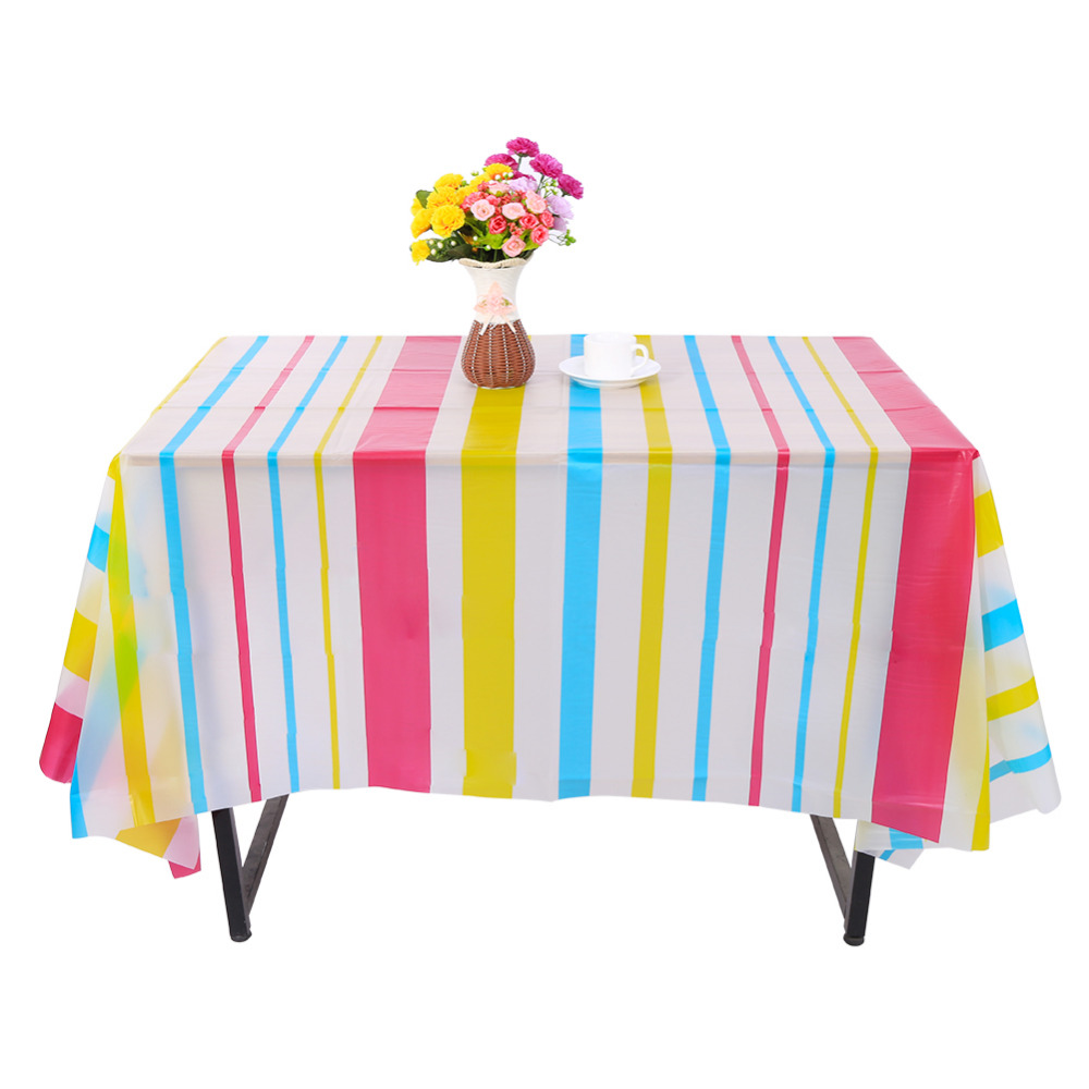 Perfect Table Cloth PVC Plastic Rectangle Dust Proof Oil Resistant Table Cloth  Tablecloth Picnic Cookout 130cm X 180cm In Tablecloths From Home U0026 Garden  On ...