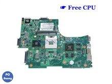 NOKOTION V000218020 laptop motherboard para toshiba satellite L650 L655 1310A2332305 6050A2332301 HM55 DDR3 HD5650M funciona