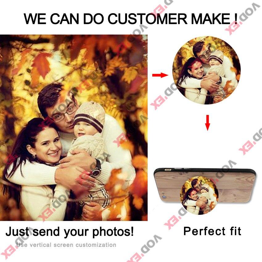 imágenes para 50 unidades logotipo Puede ser personalizado En Expansión Agarre y Diy Su Propio Soporte para Teléfono Soporte Del Teléfono POP para Tabletas de Teléfono