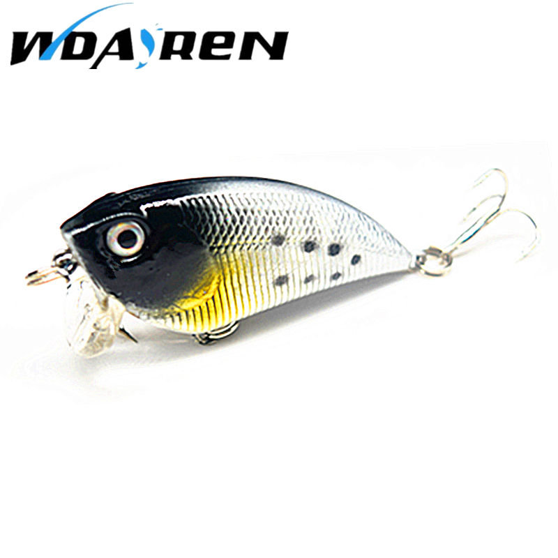 1Pcs Crankbait Minnow Trolling Lure Fishing Tackle Wobbler Swimbait Fishing 5.5cm 6.6g Fishing Lure Artificial Hard Bait FA-277 24 colors for choose fishing lure minnow crankbait pencil lures wobbler pesca artificial swivels hard bait swimbait tackle