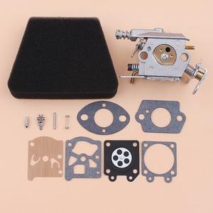 Image 5 - Kit de réparation de carburateur, filtre à Air et joint pour Mcculloch Mac 335 435 440 Partner 350 351, pièces de rechange pour tronçonneuse à gaz Walbro 33 29 Carb