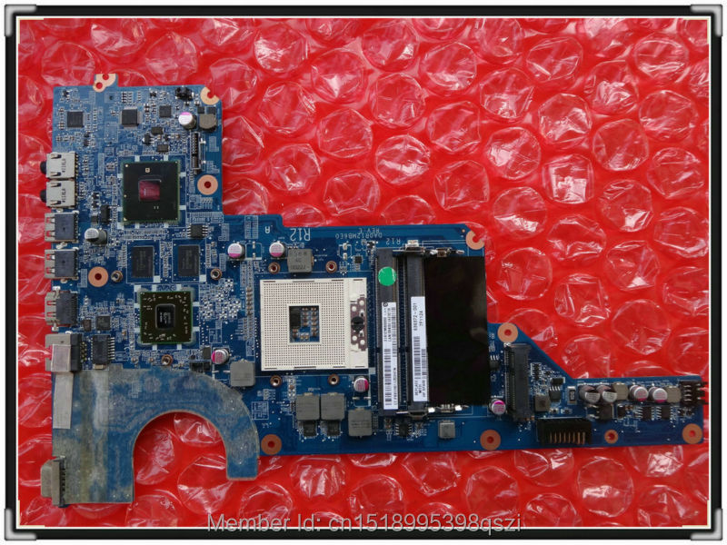ФОТО 636372-001 for HP pavilion G4 G6 G7T-1000 laptop motherboard G4T-1000 NOTEBOOK HM55 chipset 6470/1G DA0R12MB6E0 100% Tested