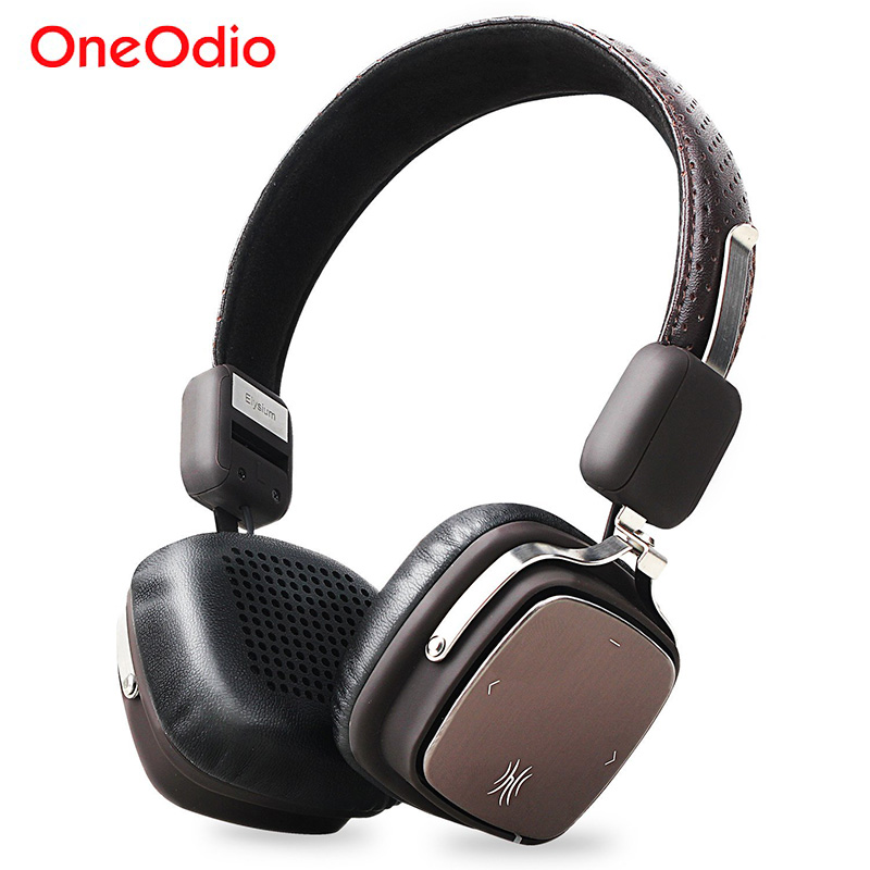 Oneodio 4.1 Bluetooth Headphones Sport Stereo Wired/Wireless Headset With Microphone/Mic Noise Canceling Earphone For Xiaomi цена