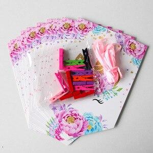 Image 4 - 12 наклеек, баннер, украшение для первого дня рождения, Скрапбукинг для девочек и мальчиков 1 год