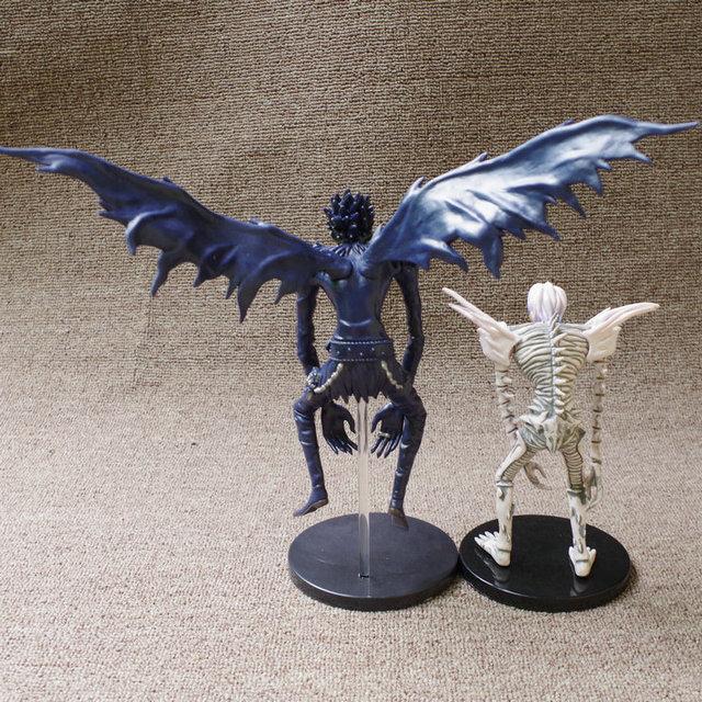 Death Note Killer Ryuuku Ryuk Rem PVC Statue Action Figure Toy