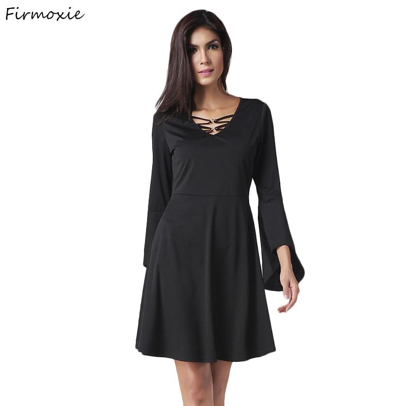 Style black dress plus