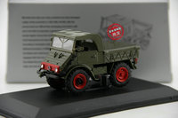 Alloy Toy Model 1:43 Scale Mercedes Benz Unimog U401 Military Off Road Truck Vehicles Model for Boy Gift,Decoration,Collection