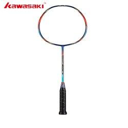 2019 Kawasaki Originele Badminton Racket Koning K9 rondom Type T Join Power Carbon Racket Voor Intermediate Spelers