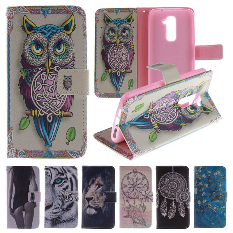 Cellphones & Telecommunications Audacious For Lg G2 Case Leather & Silicone Wallet Cover For Lg G2 Optimus D801 D802 Ls980 Animal Owl Flip Phone Case For Lg G2 Cover In Short Supply Phone Bags & Cases