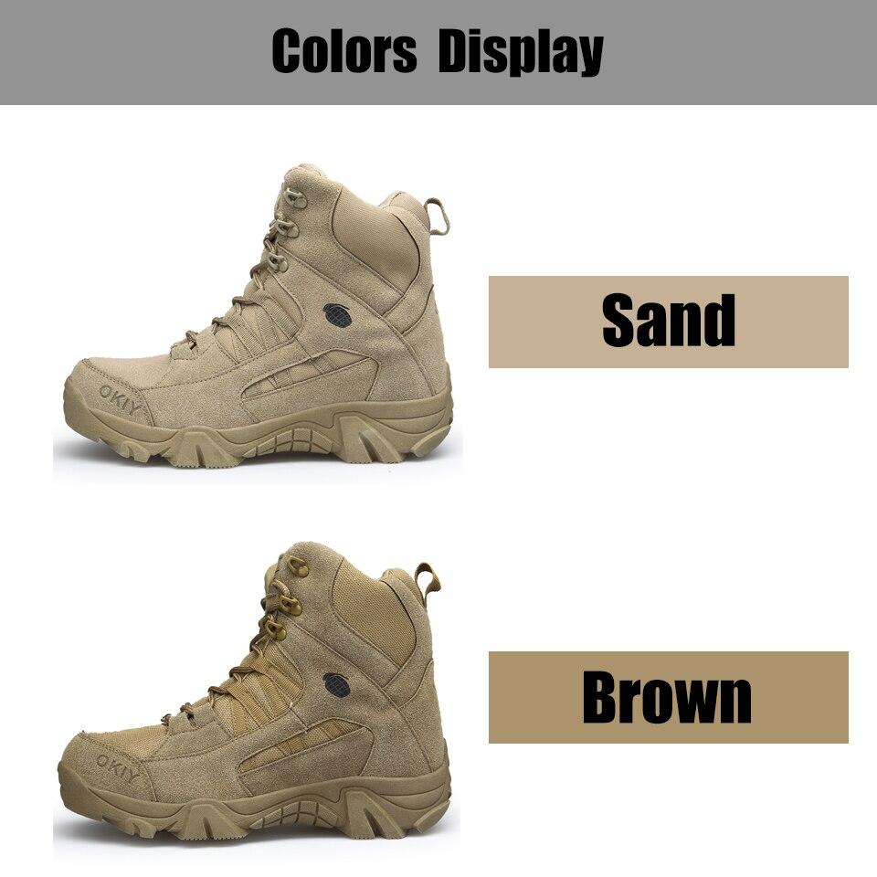 confortáveis botas de tornozelo sapatos de trabalho