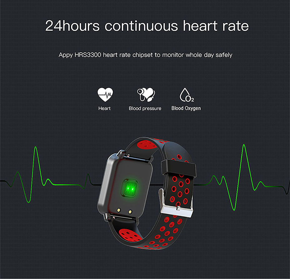 COLMI Smart Watch Men Tempered glass Fitness Tracker Blood pressure IP68 Waterproof Activity Tracker Women Smartwatch 9