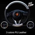 2016 New Bear foot cute Adicolo Four Elegant Luxury Car Steering Wheel Cover Four Trend Odorless Sets 38cm