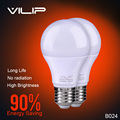Vilip 2PCS Vilip LED Lamp High Power High Brightness LED Bulb Lighting 5w 7w 9w AC100-240V SMD2835 Cold White home b024
