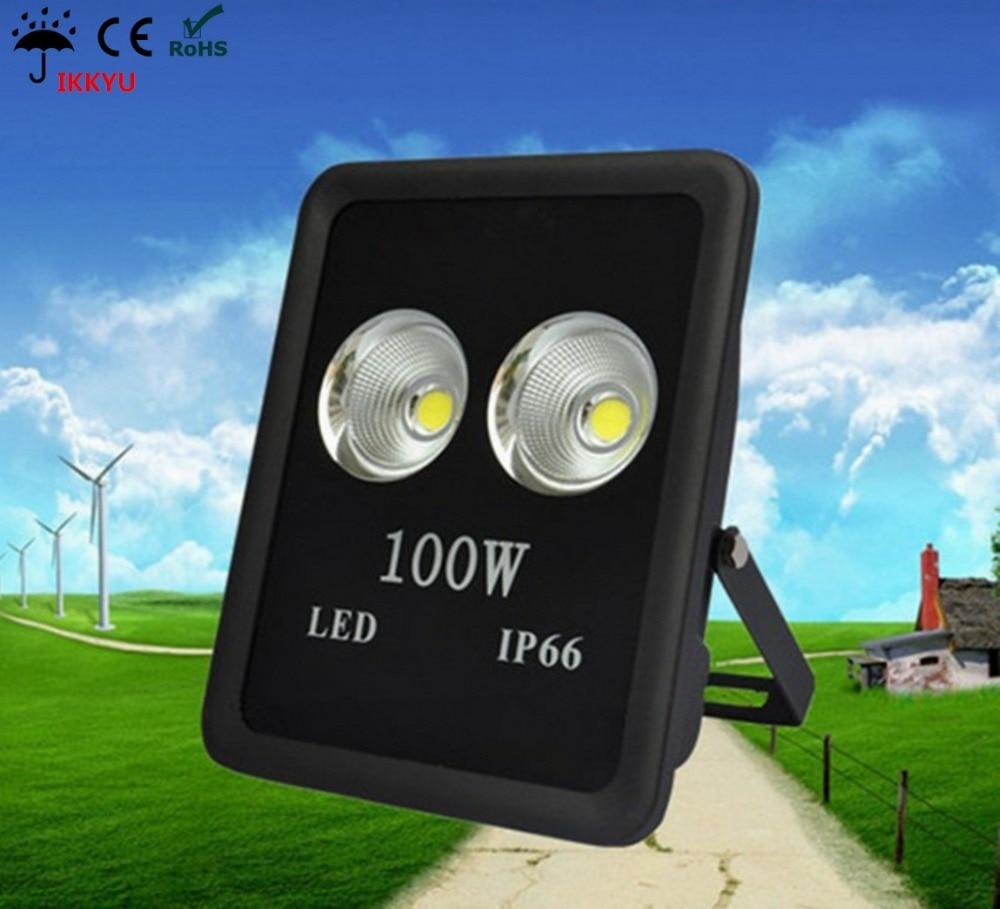 100 w Led flood light lighting high power Led spot light outdoor lighting waterproof IP6 ...