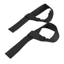 Новая распродажа тренажерный зал ремешок для поднятия Веса Ручной Бар Наручные Поддержка тренировочные перчатки повязки Обёрточная бумага