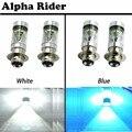 100 Вт супер белые светодиодные фары для Yamaha GRIZZLY 660 400 450 350 125 YFZ350 YFZ450 RAPTOR 350 700 RHINO