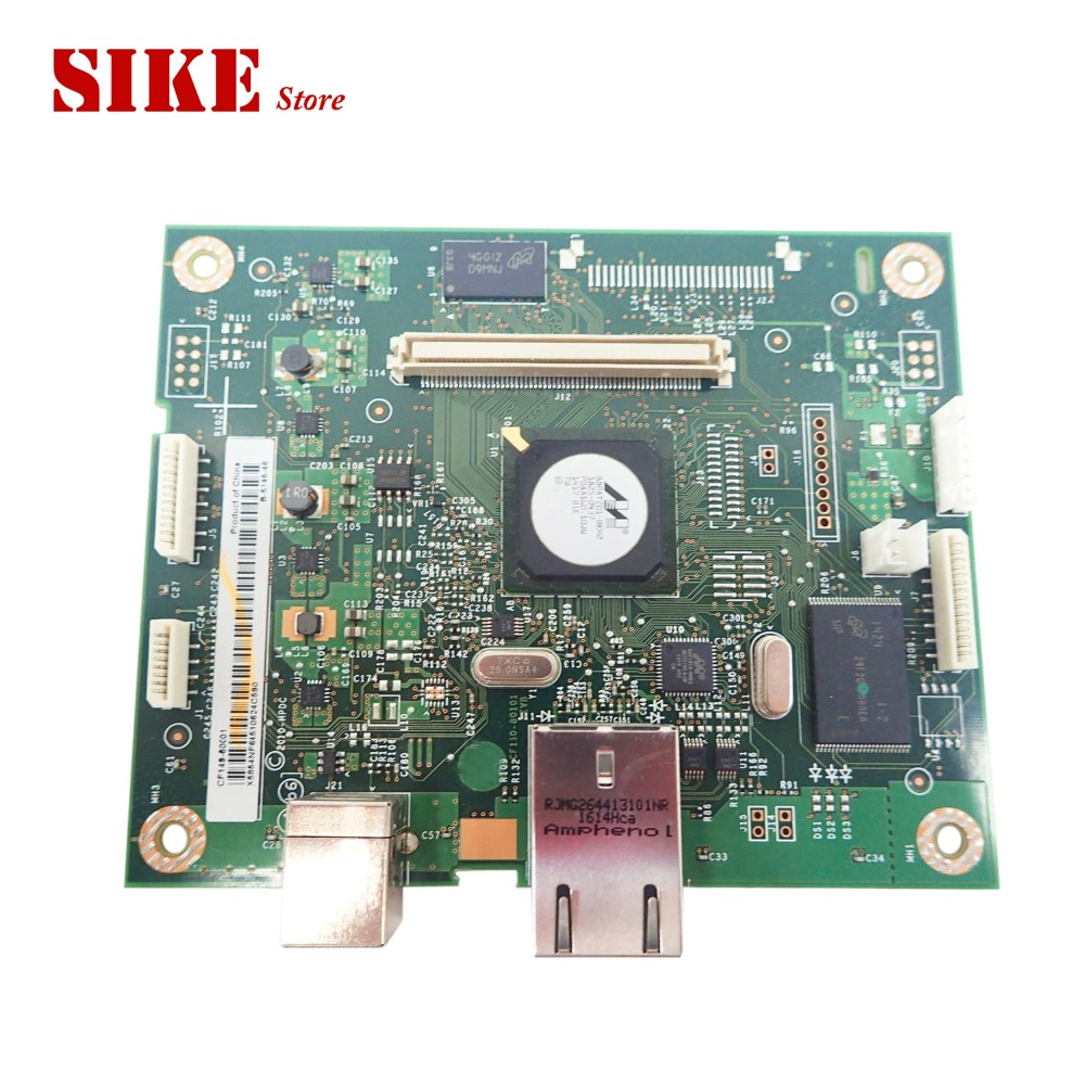 CF149-60001 Logic Main Board Use For HP LaserJet M401n M401 Formatter Board Mainboard brand new printer spare parts logic board laserjet for hp175nw 175n 175a formatter board main board