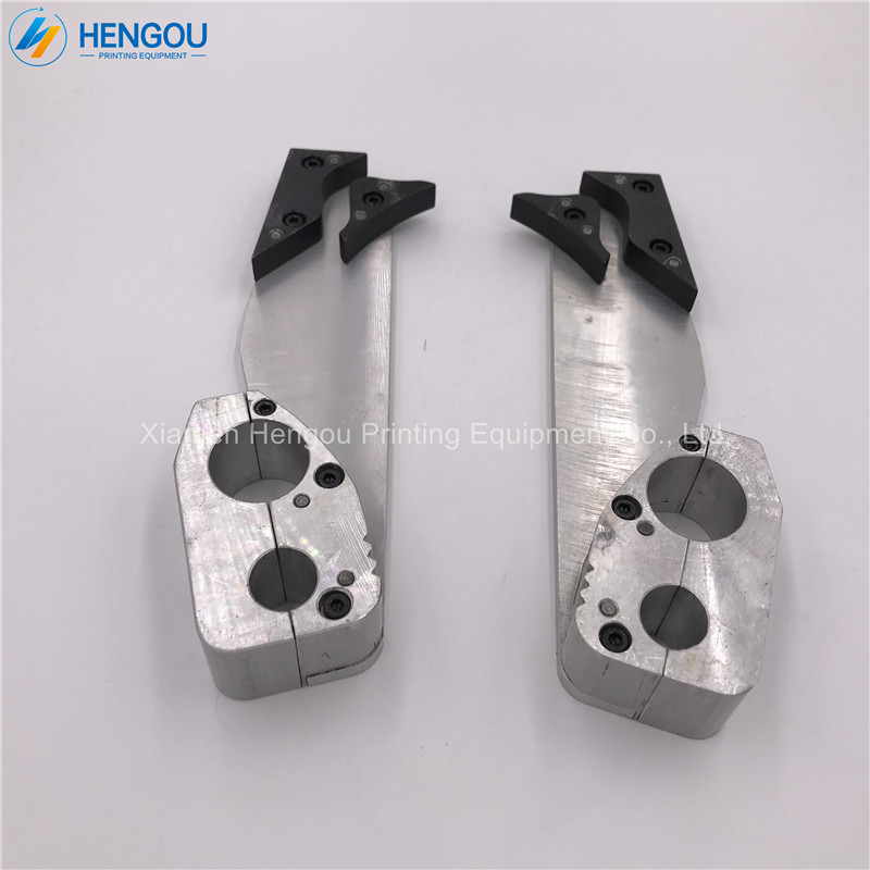 2 Pairs Numbering Actuating Cam for Hengoucn GTO Rotary Offset Printing Parts2 Pairs Numbering Actuating Cam for Hengoucn GTO Rotary Offset Printing Parts