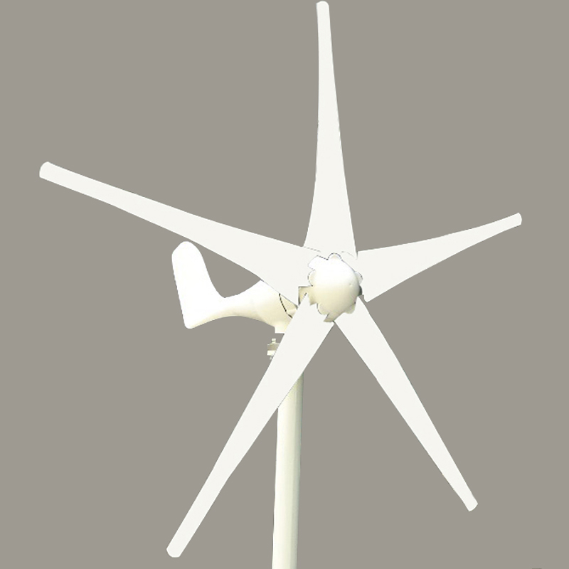 Éolienne 600 W éolienne/moulin à vent CE approuvé générateur d'éolienne à haut rendement