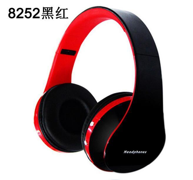 2016 Bluetooth Headset Stereo Foldable Headphones Earphone With Micphone Earbuds Bluetooth Headset