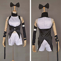 Cosplaydiy RWBY Blake Belladonna Cosplay Full Set Costume Adult Women Halloween Carnival Outfits Outfit Custom Made