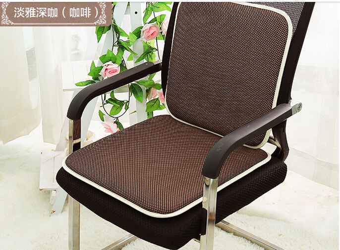 2016cushion Office Chair Cushion Thickening Dining Child Seat Computer Student Cushionlh642 In From Home Garden