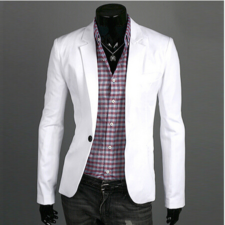 Wild Single Button terno suit Jacket Blazers  1