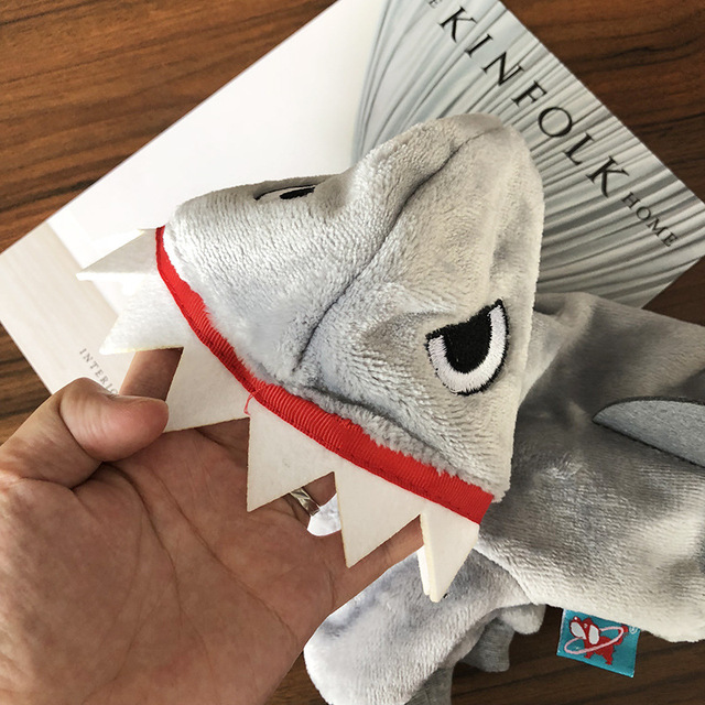 Funny Cosplay Shark Pet Dog Winter Clothes for Small Dogs Puppy Clothing Chihuahua Warm Jumpsuit Pug Costume Yorkie Outfit 3