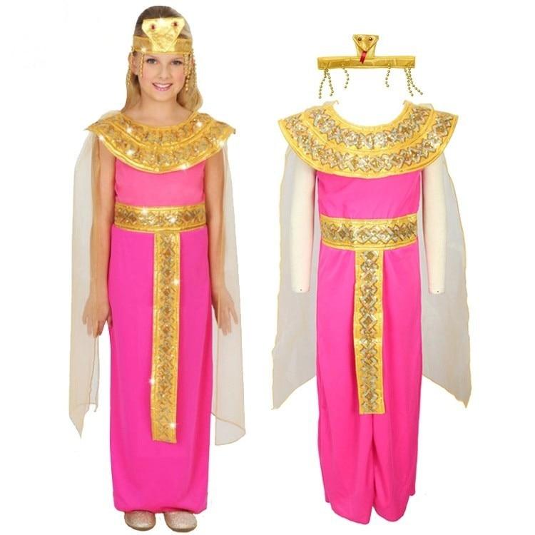 Egyptian Costume For Girls Egyptian Dress Egyptian Clothing Princess